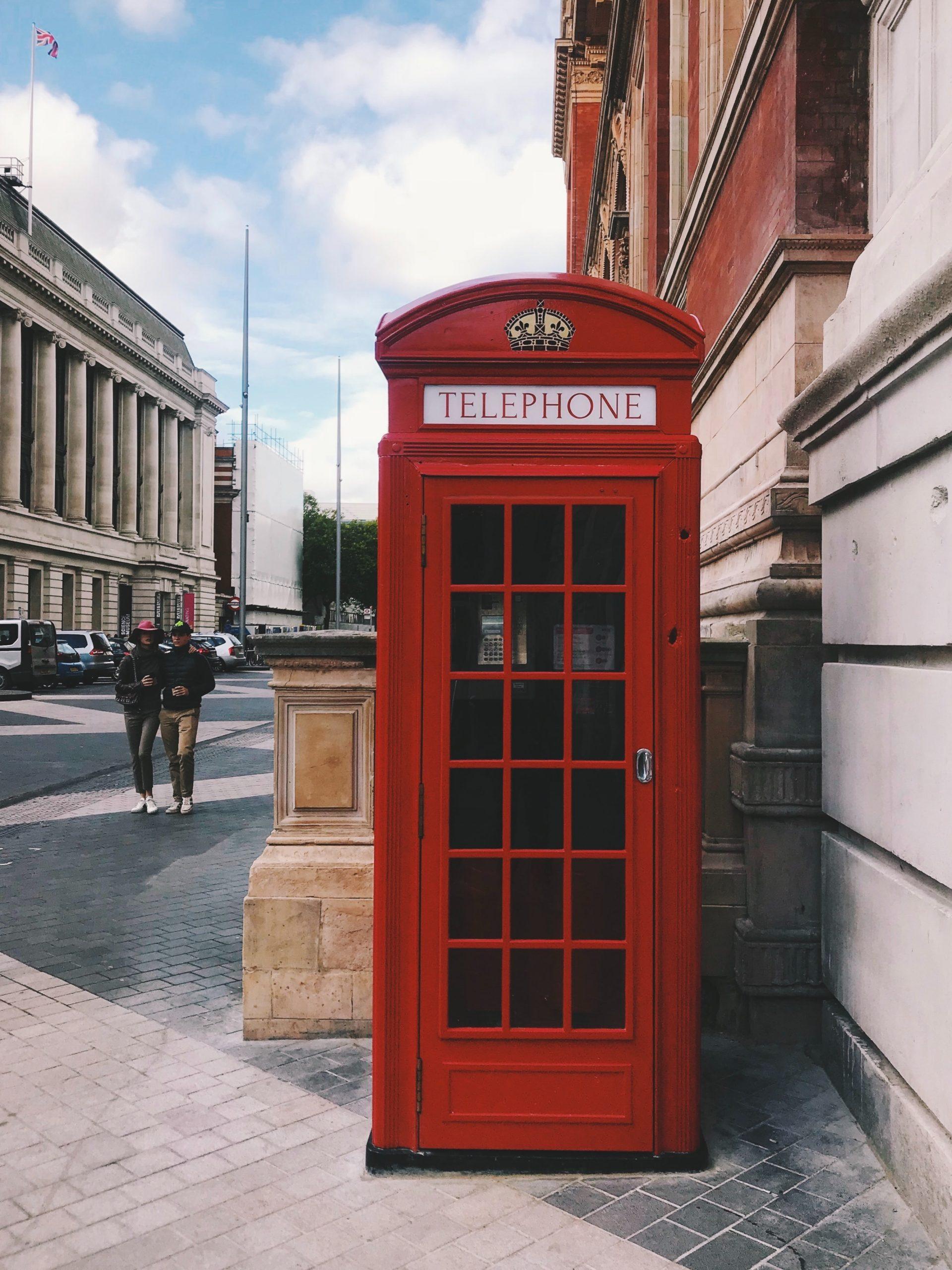 Internship in UK